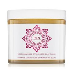 Discover Moroccan Rose Otto Sugar Body Polish by Ren at MECCA. A gently exfoliating body polish lightly scented with Moroccan Rose will invigorate the senses and leave skin feeling energised and beautifully smooth. Beauty Flash, Ren Clean Skincare, Asian Skincare, Japanese Face, Body Polish, Get Rid Of Blackheads, Exfoliant, Body Scrubs, Honey