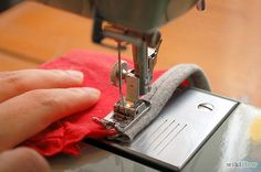 Make Fabric Seam Binding - wikiHow