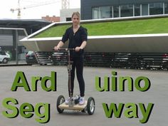 Arduino Segway instructables