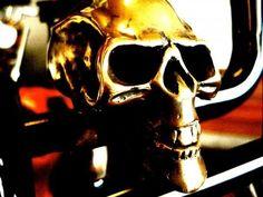 Jeff Decker Flying Skull West Coast Choppers, Kustom, Skull, Bike, Future, Classic, Bicycle, Derby, Future Tense