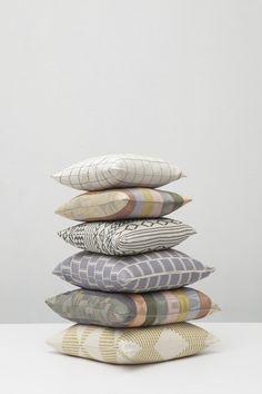 Grain's Tikal Pillow Large $198.00, Panajachel Pillow Large $285.00…