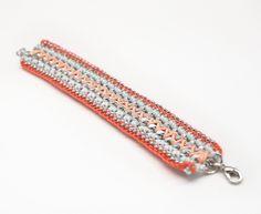 chain crochet bracelet