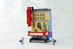 LEGO Hotel premiere by XJ550, via Flickr