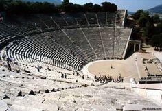 Épidaure (Epidavros) (Grèce)