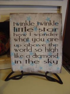 I bet we all have sang this to our children. I did with mine and now my grandbabies:)
