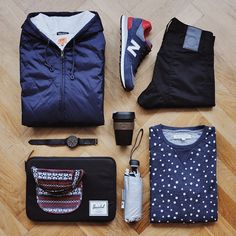 Outfit inspiration with Herschel Supply Co.