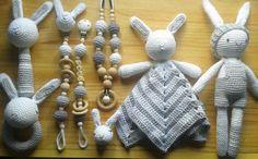 MANTA DE APEGO, Niños y bebé, Juguetes, Niños y bebé, Chupeteros, Niños y bebé, Móviles, Crochet, Amigurumis, Crochet, Muñecos