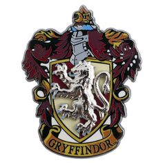 Gryffindor™ Crest Pin On Pin