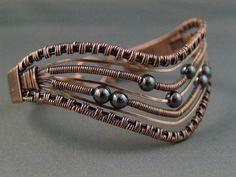 Dark Night Bracelet | JewelryLessons.com