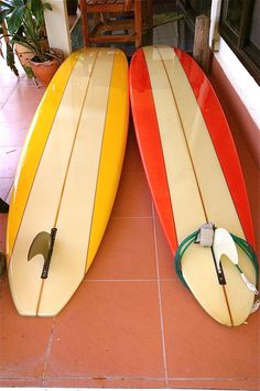 For Sale : Hawaiian Big Wave Classic Surf Boards for Sale