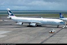 Cathay Pacific Airways Airbus A340-313X