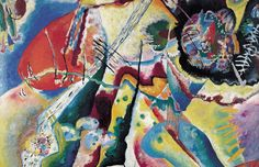 Kandinsky a Milano Most Expensive Painting, Kandinsky Art, Centre Pompidou, Dutch Painters, Famous Words, History Books, Vincent Van Gogh, Impressionism, Surrealism