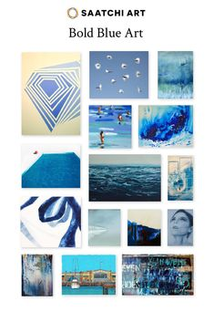 Bold Blue Artwork for sale, ranging from photography to painting, abstract to portraiture. There's more to blue art than oceans and beaches, check out our selection of those and everything else.