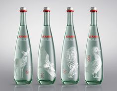 Nongfu Spring Mineral Water via @thedieline