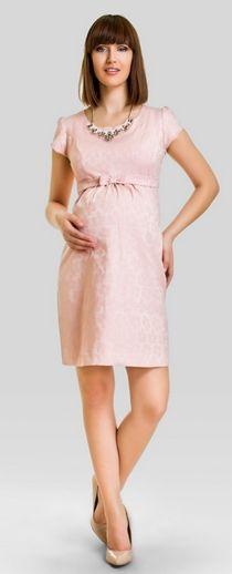 Margerita pudre вечернее платье для будущих мам. Одежда для беременных в интернет-магазине happymam.ru