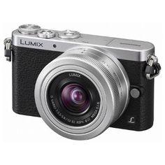 Appareil photo hybride avec objectif Panasonic Lumix DMC-GM1 + 12-32 mm  Noir