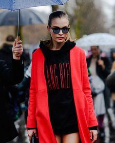 Parijs Fashion Week a/w 2017  - ELLE.nl