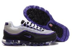reputable site 0c49b d0ac4 Find Womens Nike Air Max Grey Black Purple Authentic online or in  Pumafenty. Shop Top Brands and the latest styles Womens Nike Air Max Grey  Black Purple ...