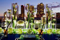 Contemporary Weddings: Weddings in New Orleans, Bee's Wedding Design