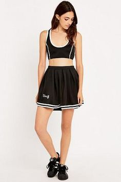 UNIF Black Squad Top  - Urban Outfitters #top #women #covetme