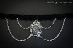Find the best selection of gothic/victorian/steampunk/burlesque/fantasy/antique style handmade jewelry, rings, necklaces, earrings and more. Witch Aesthetic, Victorian Steampunk, Gothic Fashion, Handmade Jewelry, Chokers, Dark, Antiques, Bracelets, Earrings