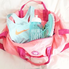 cute workout gear always inspires me to workout!