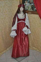 Abito Rinascimentale Costume Storico (4)
