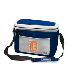 This Detroit Tigers 12-Can Cooler is perfect! #zulilyfinds