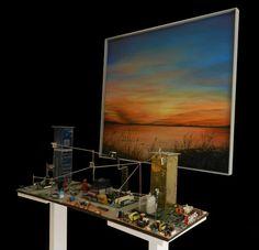 Francesco Sgarlata: il mondo in una scatola Giovani artisti cercano il futuro