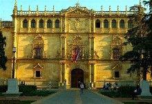 Colegio de San Ildefonso, Segovia.