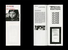 makingknown-flatfiles: This Week 17 (booklet... · Dark Side of Typography