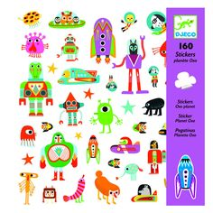 These colorful and stylish stickers come on 4 sheets containing 160 stickers. these are a great little goody bag gift idea for any young space explorers party. Special Kids, Goodie Bags, Little Gifts, Kids Rugs, Toys, Party, Home Decor, Fair Trade, Colorful