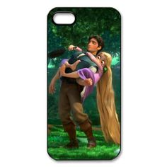 Amazon.com: Tangled Princess Custom Printed Design Durable Case Cover for Iphone 5 5S: Cell Phones & Accessories