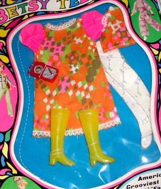 Betsy Teen - America's Grooviest Fashions