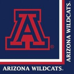 University of Arizona Wildcats Lunch Napkins 20 Pack by University of Arizona. $7.61. Design is stylish and innovative. Satisfaction Ensured.. Manufactured to the Highest Quality.. From the University of Arizona Party Supply Collection. University of Arizona Wildcats Lunch Napkins. Show your true colors with these tailgate party napkins. Featuring authentic cardinal red and navy blue team colors and Wildcat team logo. Includes 20 napkins made with quality 2-ply constr...