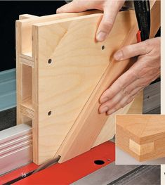 Woodworking Jig Plans, Woodworking Table Saw, Woodworking Tutorials, Woodworking Workshop, Woodworking Techniques, Woodworking Shop, Woodworking Crafts, Table Saw Workbench, Table Saw Jigs