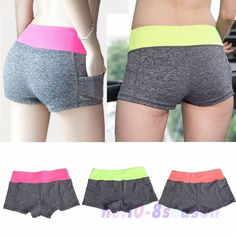 Activewear Ladies Cycling Running Gym Tennis Yoga Sport Fitness Stretch Short Pants M LCheap shorts military, Buy Quality shorts mens directly from China sportswear plus size women Suppliers: Fitness Yoga Spinning Shorts Multiple Colour Running Tenni Yoga Shorts, Stretch Shorts, Sport Shorts, Gym Shorts Womens, Sport Fashion, Fashion Pants, Dance Outfits, Sport Outfits, Chor