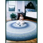 Found it at Wayfair - Cotton Wedgewood Rug
