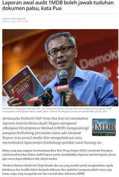 Mengikut Berita2 Resmi Terkini Mengenai 1MDB, Siapa Yang Gelabah ? | dinturtle - Blogger PARTI MELAYU