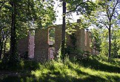 The ruins of Vin Villa Winery, Pelee Island. Windsor Ontario, Thing 1, Lake Erie, Vineyard Wedding, North Shore, Boating, Creepy, Things To Do, Destinations