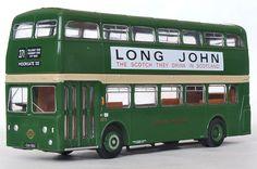 EFE Zone - Model 18205 - London Transport Daimler Fleetline Park Royal Double Deck Bus