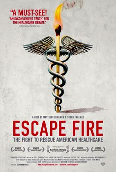 """""""A MUST- SEE! 'An Inconvenient Truth' for the Healthcare Debate!"""" Spread the word!"""