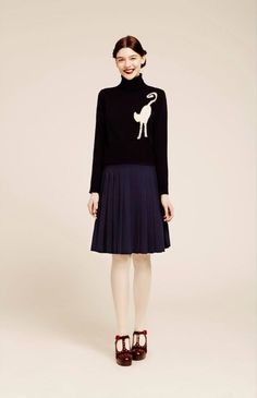 Oh how I love Orla Kiely's collection! Orla Kiely, Pretty Outfits, Beautiful Outfits, Clarks, Dedicated Follower Of Fashion, Pin Up, Winter Outfits, What To Wear, Style Me