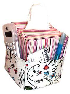 Sew Easy Tissue Caddy