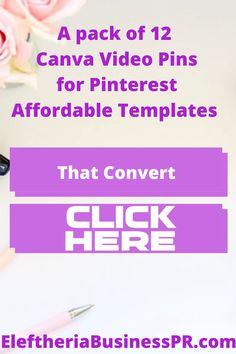 if you need to grow your account fast on Pinterest you will have to buy the Video templates that convert. Customizable Canva pins/Creating Clickworthy Pinterest Graphy/how to make canva templates/pinterest marketing strategies/canva templates that convert/Canva lead magnets/canva templates fully editable/pinterest marketing tips for bloggers/how to make canva templates/how to make canva templates/Pinterest Canva Templates video/canva templates printable/best free canva fonts/pinterest… Marketing Strategy Template, Marketing Strategies, Creative Business, Business Tips, Pinterest For Business, Pinterest Marketing, The Help, Digital Marketing, Magnets