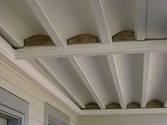 Underdeck collects water and reroutes it to keep the area under the deck dry… Under Deck Roofing, Patio Under Decks, Decks And Porches, Under Deck Ceiling, Shed Under Deck Ideas, Backyard Decks, Deck Patio, Under Deck Storage, Porch Storage