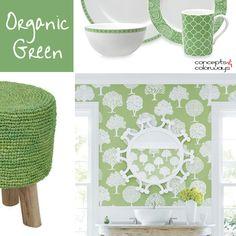 sherwin williams organic green, interior design color trends, color trends, color trends 2018, color for interiors, spring green, apple green, bright green