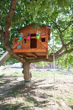 Treehouse Treehouse, Bird, Outdoor Decor, Home Decor, Crafting, Decoration Home, Treehouses, Room Decor, Tree Houses