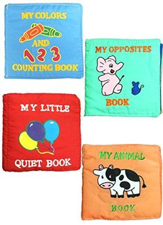 My Little Quiet Books for Baby and Toddlers By Pockets of Learning ** You can get additional details at the image link.Note:It is affiliate link to Amazon.