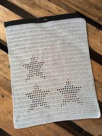 Binemor: Min mors hæklerier 1 Filet Crochet, Knit Crochet, Tapestry Crochet, Crochet Home, Washing Clothes, Crochet Patterns, Towel, Knitting, Dishcloth